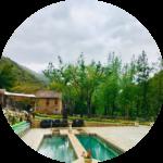 Hôtel Zonza bains de Caldane Cantu di Fiumu